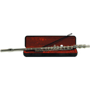 Mirage HU2003 Nickel Silver Flute Key of C with Case