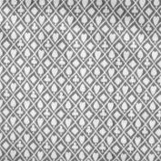 Trademark Poker Stalwart Table Cloth Suited Platinum, Waterproof, 3yds