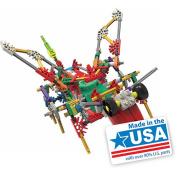 K'NEX 33119F - Bauset Robo-Strike grasshopper
