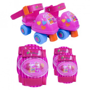 Lalaloopsy Toy Skates with Safety Pads