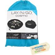 Layngo COSMO Cosmetic Bag, Ocean Blue