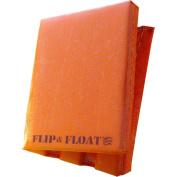 Flip & Float Floating Pool Lounger, Orange