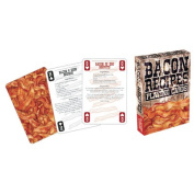 NMR Distribution Bacon Recipes Playing Cards