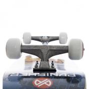 Punisher Skateboards 78.7cm ABEC-3 Complete Skateboard, Guilty