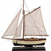 Authentic Models AS134 1930s Classic Yacht Small