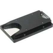 Trademark Poker Poker Drop Slide Used to Securely Collect Tips and Chips