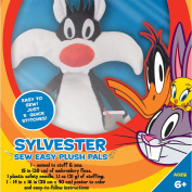 Warner Brothers Looney Tunes Make Your Own Plush Kit, Sylvester