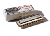 Hohner Marine Band Harmonica in Chrome - Key of F