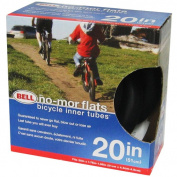 Bell Sports No-Mor Flat Bicycle Inner Tubes, 50.8cm x 4.4cm - 5cm