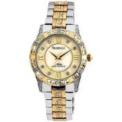 Armitron Ladies' Two-Tone Crystal Dress Watch