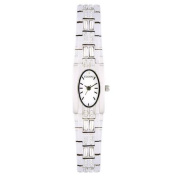 Elgin Women's Crystal Accented Dress Watch