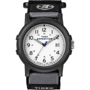 Timex Men's Expedition Camper Watch, Black Nylon Strap