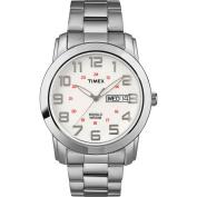 Timex Men's Sport Chic Watch, Stainless-Steel Bracelet