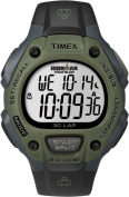 Timex Men's Ironman 30-Lap Watch, Black Resin Strap