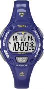 Timex Women's Ironman Traditional 30-Lap Glimmer Twilight Purple Watch, Resin Strap