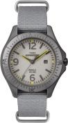 Timex Unisex Expedition Aluminium Camper Grey Watch, Nylon Strap