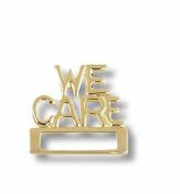 Prestige Medical We Care Cloisonne Badge Tac