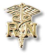 Prestige Medical Registered Nurse Letters on Caduceus Tacs