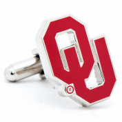 Cufflinks, Inc. PD-OU-SL Oklahoma University Sooners Cufflinks