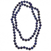 Pearlz Ocean 91.4cm Lapis Lazuli Endless Necklace