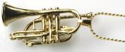 Harmony Jewellery Cornet Necklace in Gold