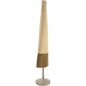 Classic Accessories Covers Veranda Patio Umbrella Cover Pebble / Earth / Bark 78902