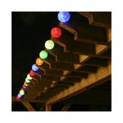Smart Solar Solar 20 Lantern String Light