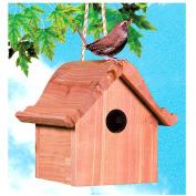 Perky-Pet 50301 Wren Home Cedar Birdhouse
