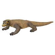 The Grand Scale Wildlife Animal Collection The Komodo Dragon Statue