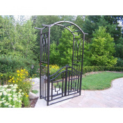 Oakland Living Royal Arbour with Gate