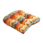Panama Wave Adobe Chair Cushion