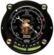 Weems and Plath Nautilus High Sensitivity Barometer with Inclinometer