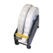 Tatco Mailing Seals, 2 Adapters, 3''Core, 5000/RL, White
