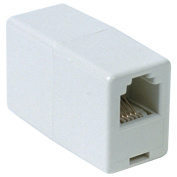 RCA In-Line Cord Coupler