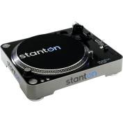 Stanton T55USB USB Belt-Drive DJ Turntable with 500.v3 Cartridge