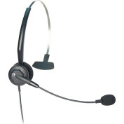 Tria Convertible Monaural Single-Wire Headset for Headset-Ready Phones and P-Series Quick Disconnect