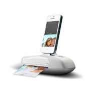 Mustek S600i Docking Scanner for Apple iPhone/iPod touch, White