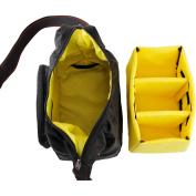 Ape Case Envoy Compact Camera Messenger Bag, Black