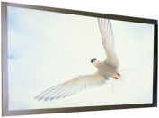 Draper HiDef Grey Onyx Fixed Frame Screen - 106'' diagonal HDTV Format