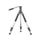 Barska Optics AF10738 Professional Tripod- Extendable to 66in. - Carrying Case