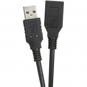 Clarion CCA755 USB Extension Cable for CZ501, CZ401, CZ301, CZ201, FZ501, CX501 and CX201