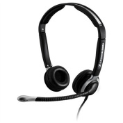Sennheiser CC 520 IP Binaural Headset with Ultra Noise Cancelling Microphone