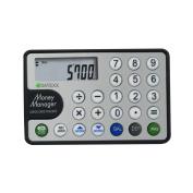 Datexx Financial Calculator with Card Balance Tracker
