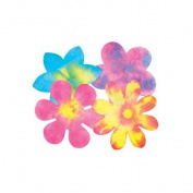 Roylco Inc Colour Diffusing Flower 80/pk