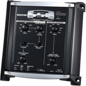 SOUNDSTORM SX210 ELECTRONIC CROSSOVER WITH REMOTE SUBWOOFER LEVEL CONTROL - 2 WAY