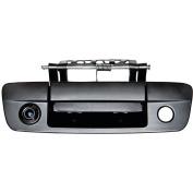 CSPI SV-6834.CHR 170-Degree CMOS Tailgate Handle Colour Camera for Dodge RAM, Black