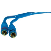 db Link Cl17z Double Shielded Competition Series 17' RCA Adapter