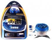 db Link Ck4z2rca 4-Gauge RCA Amp Kit