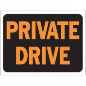 Hy-Ko Private Drive Sign