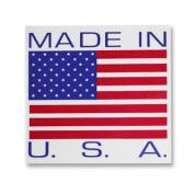 Tatco Shipping Label, Made In The Usa, 500 per Roll, RWB